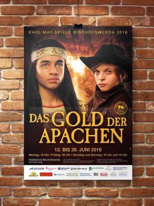 Plakat Bischofswerda 2016