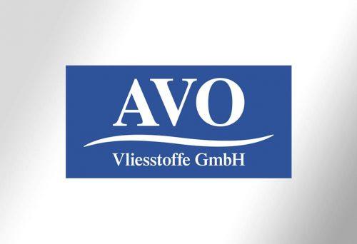 Logoentwicklung AVO Vliesstoffe