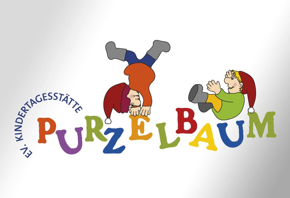 Logo Kindertagesstätte Purzelbaum