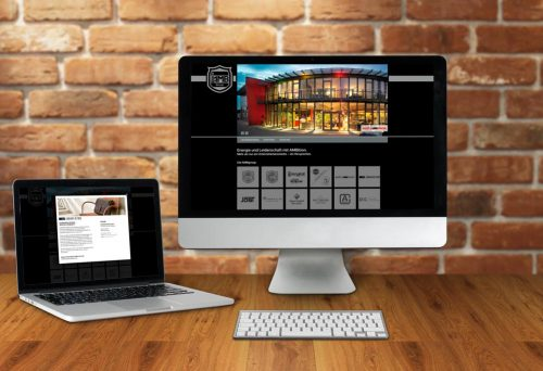 Internetseite AMBgroup