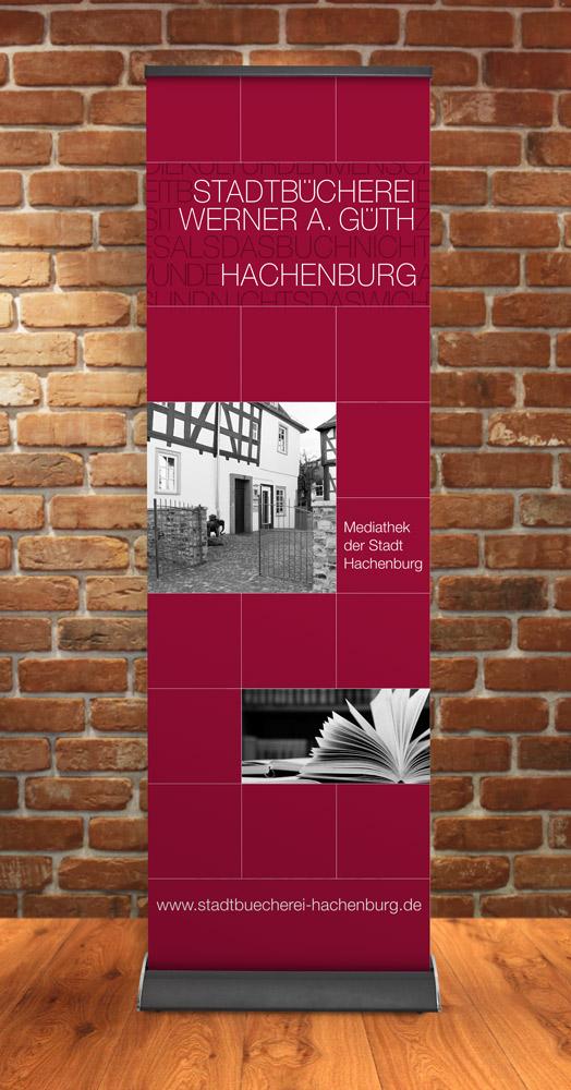Banner Stadtbücherei