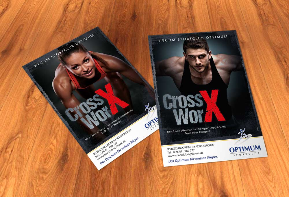 Flyer CrossWorX