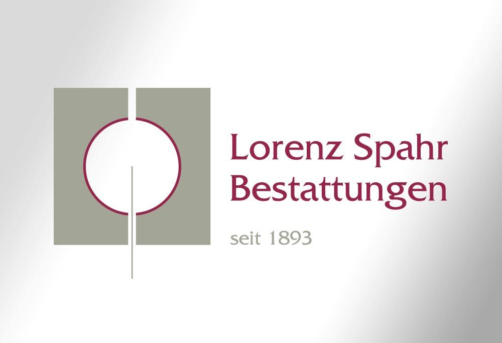 Logo Bestattung Lorenz Spahr