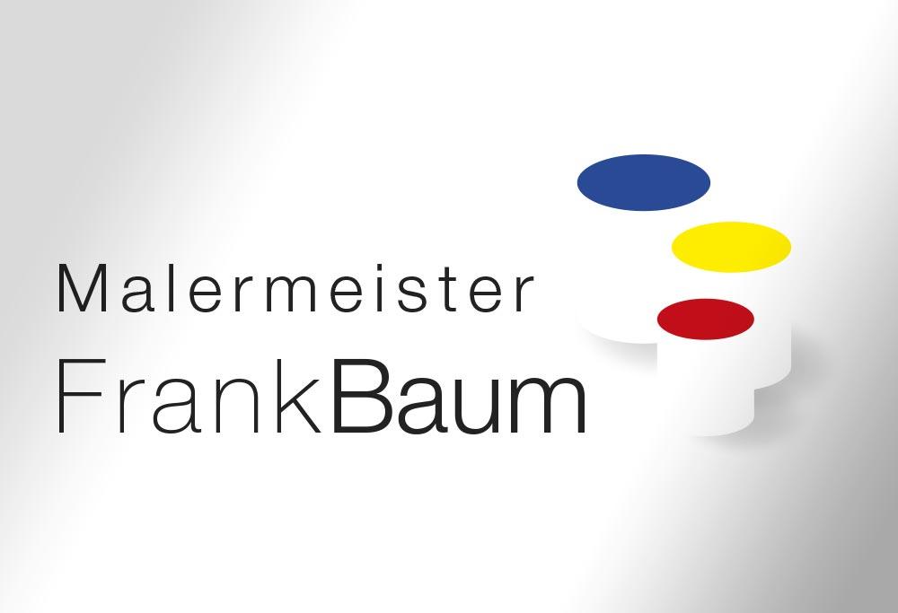 Logo Malermeister Frank Baum