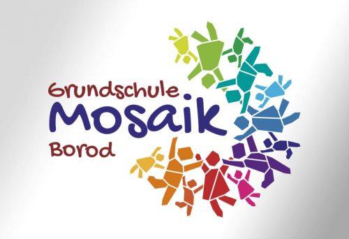 Logo Grundschule Mosaik Borod