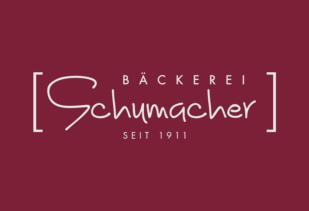 Logo Bäckerei Schumacher