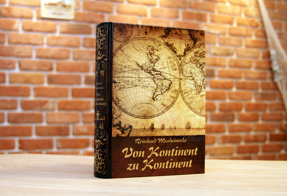 Buchcover Von Kontinent zu Kontinent
