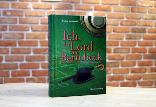 Buchcover Ich, der Lord von Barmbeck